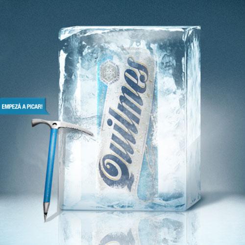 Campaña digital Quilmes